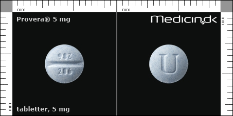 tabletter 5 mg