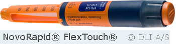 NovoRapid® FlexTouch®