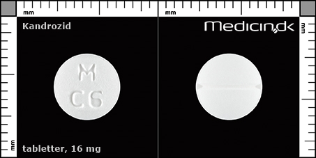 tabletter 16 mg