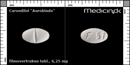 filmovertrukne tabletter 6,25 mg
