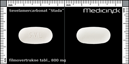 filmovertrukne tabletter 800 mg