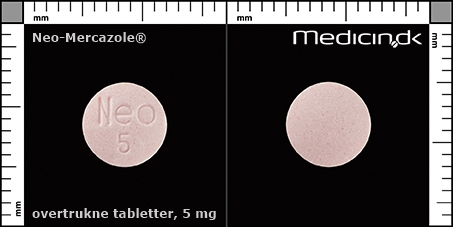 overtrukne tabletter 5 mg