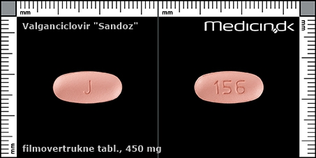 filmovertrukne tabletter 450 mg
